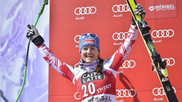 Austria's Elisabeth Goergl has announced her retirement at the age of 36, a full 2 ½  years after becoming the oldest woman to win a World Cup race.