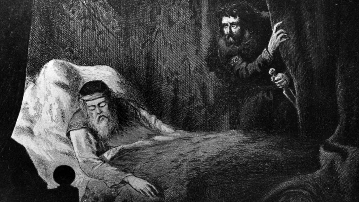 guilt in macbeth Lady macbeth does not at any time see the ghost of banquo, and that macbeth's vision is but the fear that arises from his guilty conscience lady macbeth has apparently had no part in the murder, for it is not on her conscience, but only on her lord's.