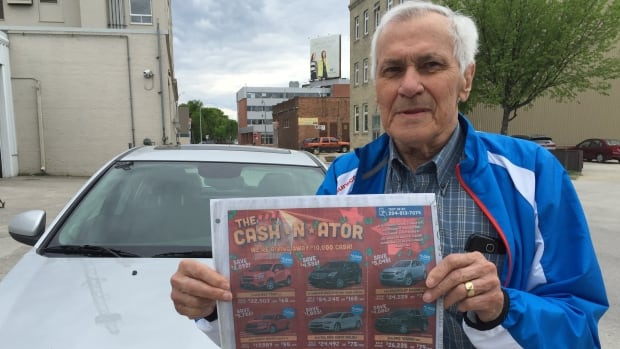 Days before his case was to be heard in small claims court, Claude Bisson got a settlement for $5,500 from the Birchwood Chevrolet dealership.