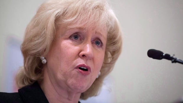 Former PM Kim Campbell says sleeveless attire 'demeaning' for TV broadcasters