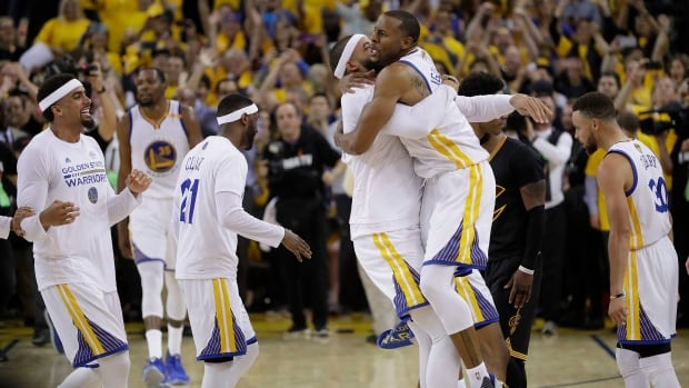 Golden State Warriors seal 4-1 victory over Cleveland Cavaliers