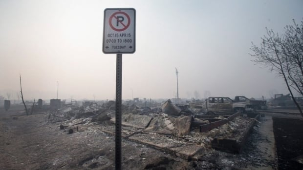 A group of Ontario researchers is looking for potentially carcinogenic heavy metals and organic compounds in dust left in homes from the wildfire that ravaged Fort McMurray last year.