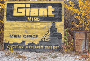 Distant Future Warnings - Giant Mine