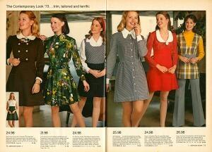 Sears Canada catalogue 1973