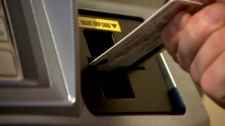 Robberies at 2 ATMs in Toronto prompt police warning