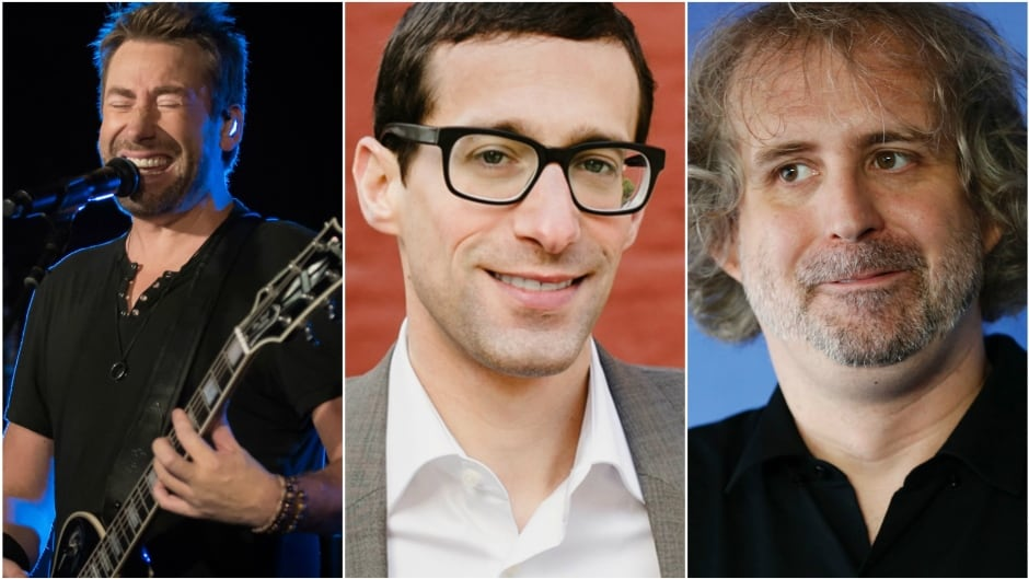 Today on q: Nickelback, Michael Schulman and Michael O'Shea.