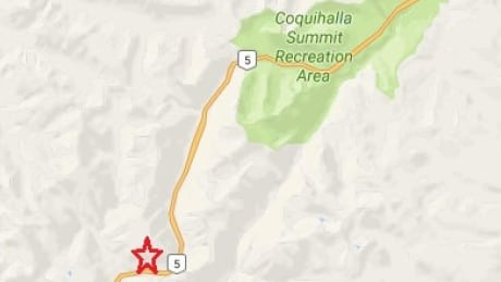 Highway 5 closure