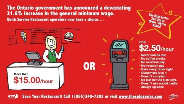 Minimum Wage Ad