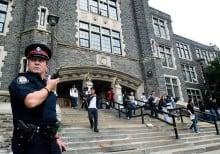 Toronto School Shooting 20100930 TOPIX