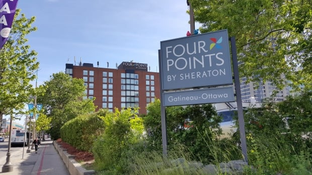 four points sheraton hotel gatineau