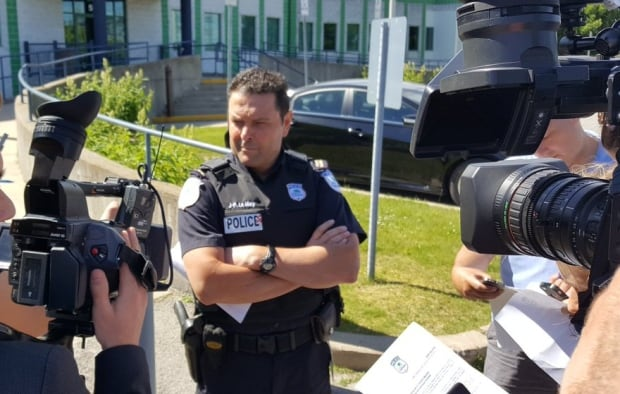 jean paul le may gatineau police headquarters spokesman spokesperson