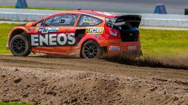 Steve Arpin has been racing Rallycross since 2013.