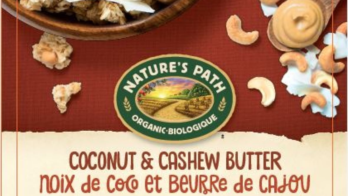 Nature S Path Coconut And Cashew Butter Granola