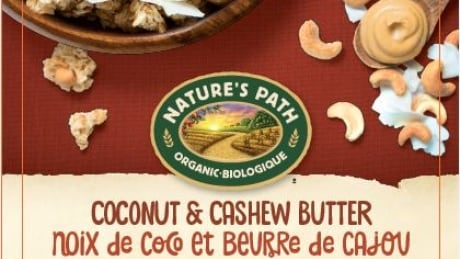 Nature's Path Coconut Cashew Granola