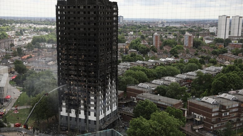 Grenfell Tower cladding maker Arconic stops selling non fire