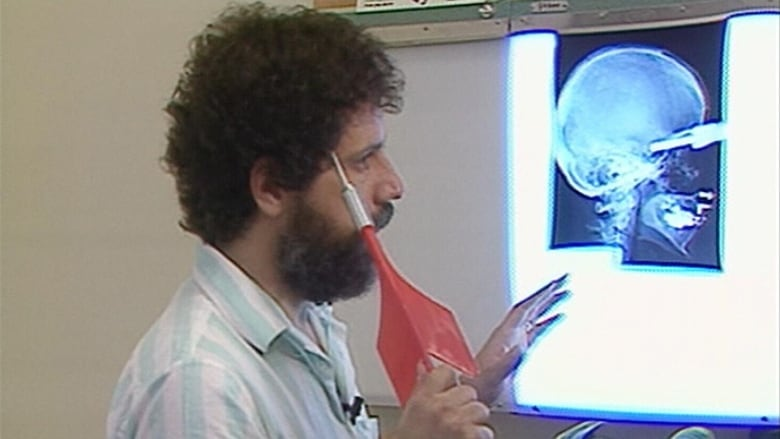 Dr Louis Francescutti Show Where Lawn Darts Typically