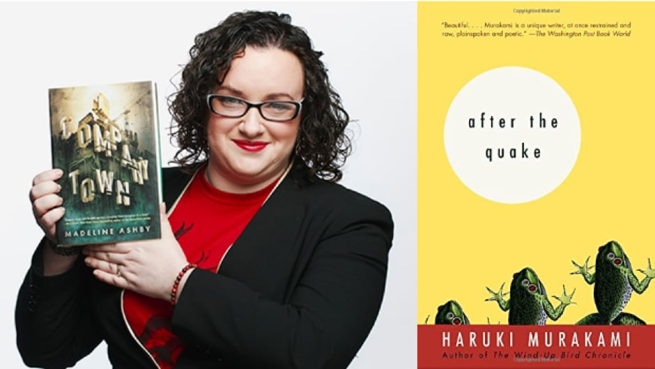 Madeline Ashby's novel Company Town was a finalist for Canada Reads in 2017