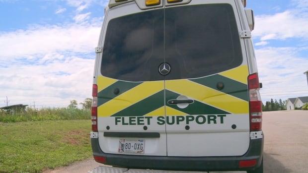 Island EMS fleet support