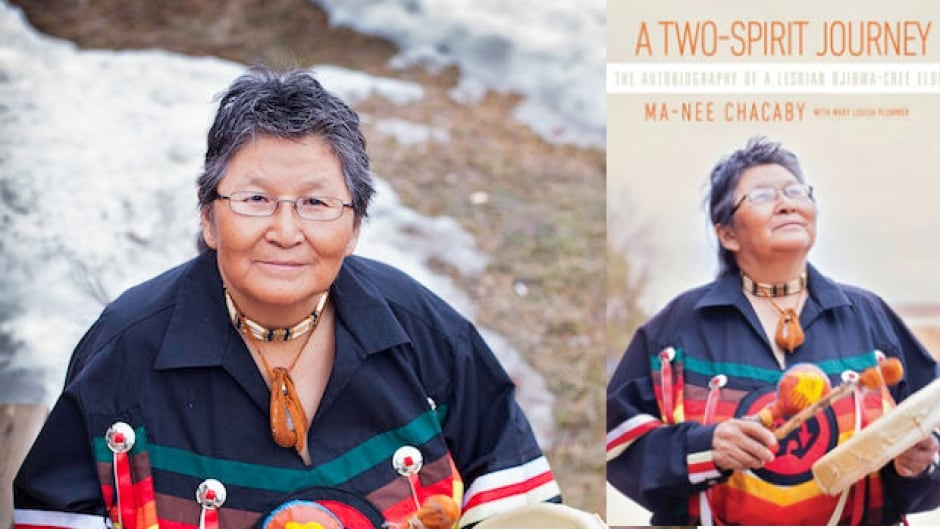 Ma-Nee Chacaby recounts her life and the hardships she faced throughout in her autobiography, A Two-Spirit Journey.