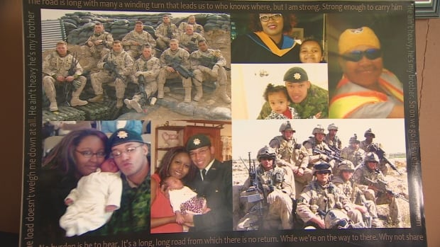 Desmond Family collage