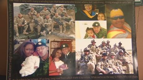 Desmond Family collage