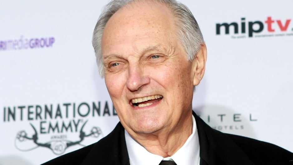 NEW YORK, NY - NOVEMBER 19:  Actor Alan Alda attends the 40th International Emmy Awards on November 19, 2012 in New York City.