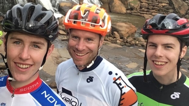 Members of Nova Scotia's cycling team are so upset with a recent WestJet flight, which delayed their arrival at an expensive training camp for days, that they're planning legal action.