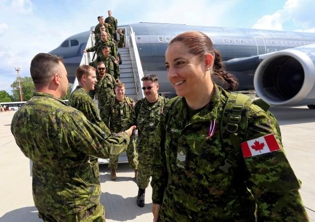 NATO-RUSSIA/LATVIA-CANADA