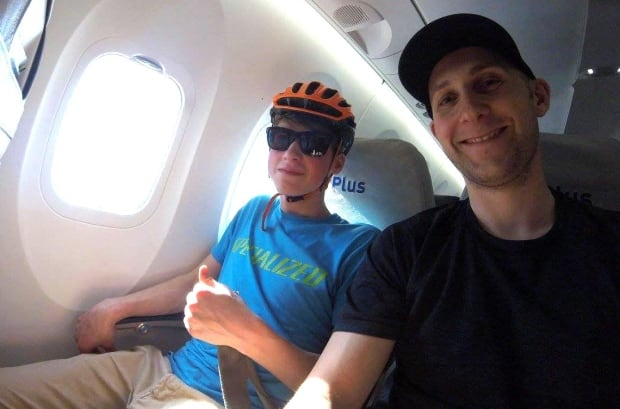 Jon Burgess Calum MacEachen Nova Scotia Cycling team WestJet