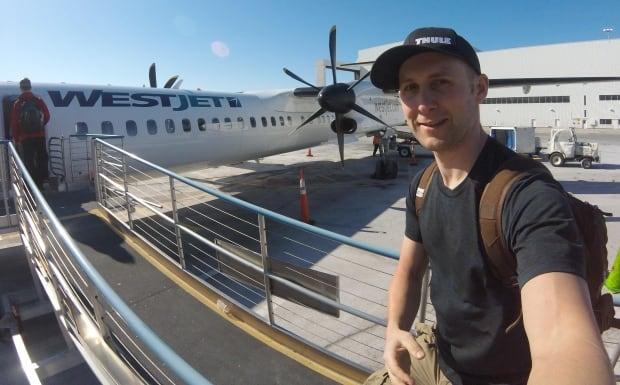 Jon Burgess WestJet airline