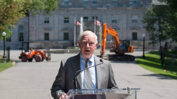 Rideau Hall Rehabilitation 20160802