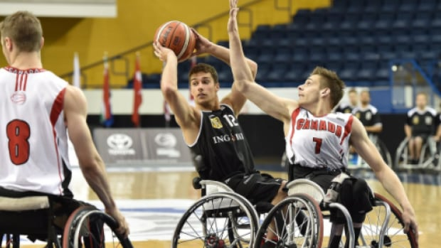Canada had to settle for sixth place at the men's under-23 world wheelchair basketball championship after a 76-68 loss to Germany on Thursday in Toronto.