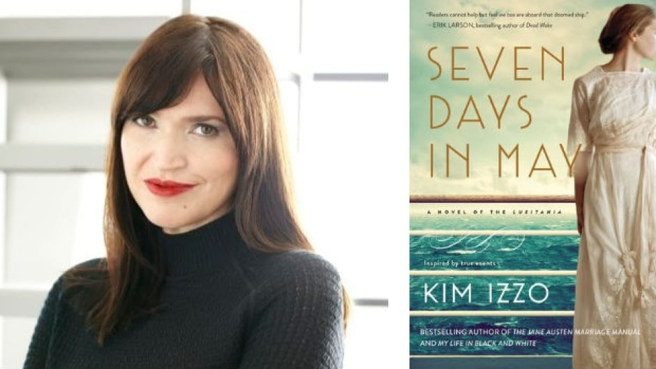 Kim Izzo's latest book, Seven Days in May, is inspired by her family's history.