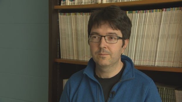 Rodolphe Devillers is one of a group of Canadian scientists who is urging Ottawa to enact better protections from industrial development in marine protected areas (MPAs).
