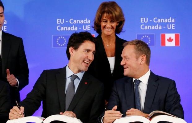 EU-CANADA/TRADE