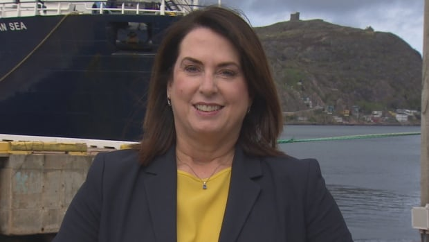 Siobhan Coady is Newfoundland and Labrador's minister of natural resources.