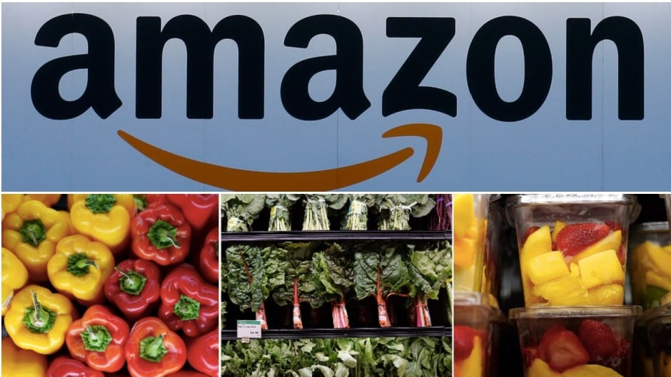 Amazon Announces Plan To Buy Whole Foods For $13.7 Billion