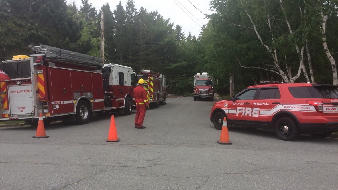 Firefighters rescue hiker who fell off Bedford cliff - CBC.ca