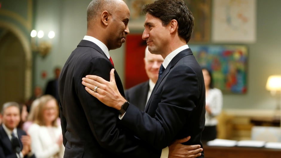 Prime Minister Justin Trudeau appointed Ahmed Hussen as the minister of immigration, refugees and citizenships in January 2017.