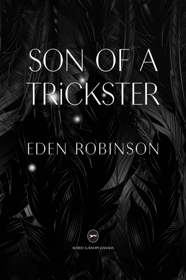 Son of a Trickster book