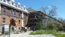 Mohawk Institute Renovation