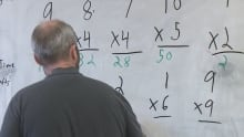 Math teacher in Natuashish but could be anywhere