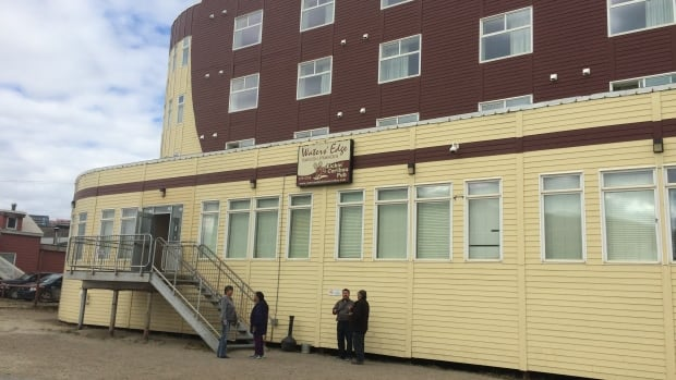 The owners of the Kickin' Caribou Pub and Water's Edge Seafood and Steakhouse filed a statement of claim June 2, asking the court to stop the Hotel Arctic from kicking the restaurant out.
