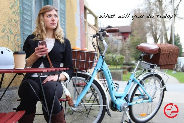 E prodigy bike