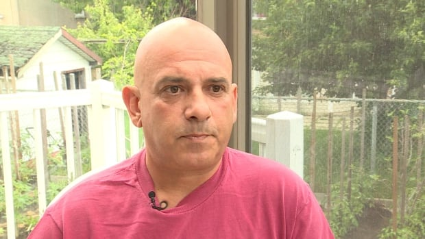 'I was just completely frazzled,' says airline passenger Ernie Picciano after experiencing several problems on an Air Canada flight. His trip back home to Montreal from Antigua took 24 hours.
