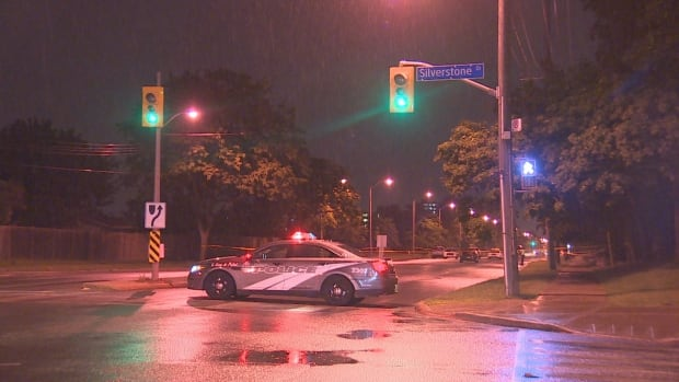 Toronto police closed Martin Grove Road after a boy, 10, was struck by a car and critically injured. The road has since been reopened.