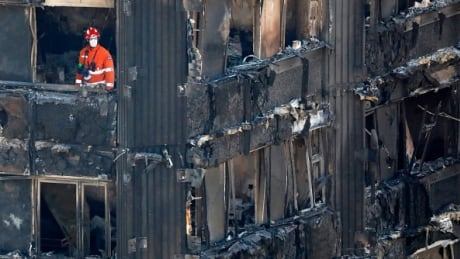 Grenfell Tower fire death toll rises to 80, more U.K. buildings fail cladding tests