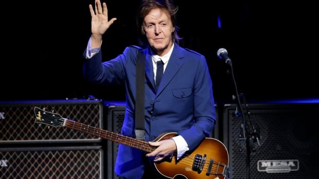 Sir Paul McCartney is being upgraded with a Companion of Honour award by the Queen for services to music.