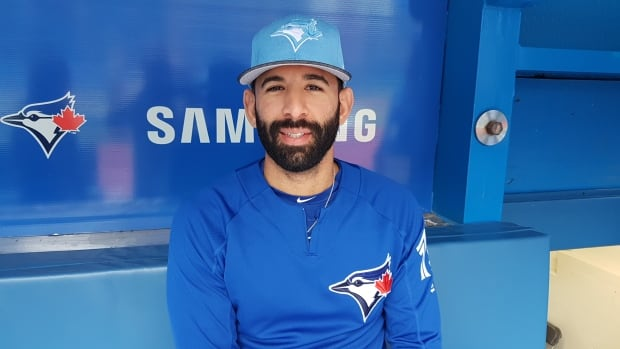 Toronto Blue Jays star José Bautista says he learns every day as a father.