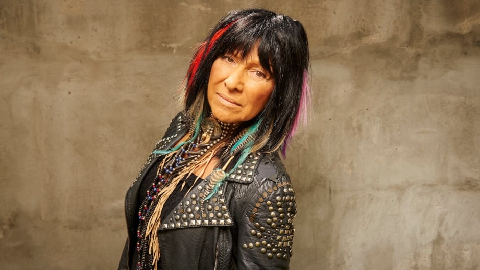 Listen to Canadian music legend Buffy Sainte-Marie in a live recording at a Washington, DC concert,